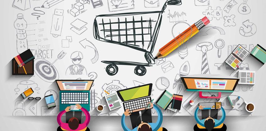 ecommerce shoping cart