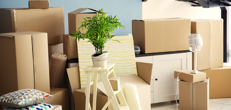 residential moving company services - Core Movers